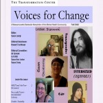Voices for Change - Fall 2013